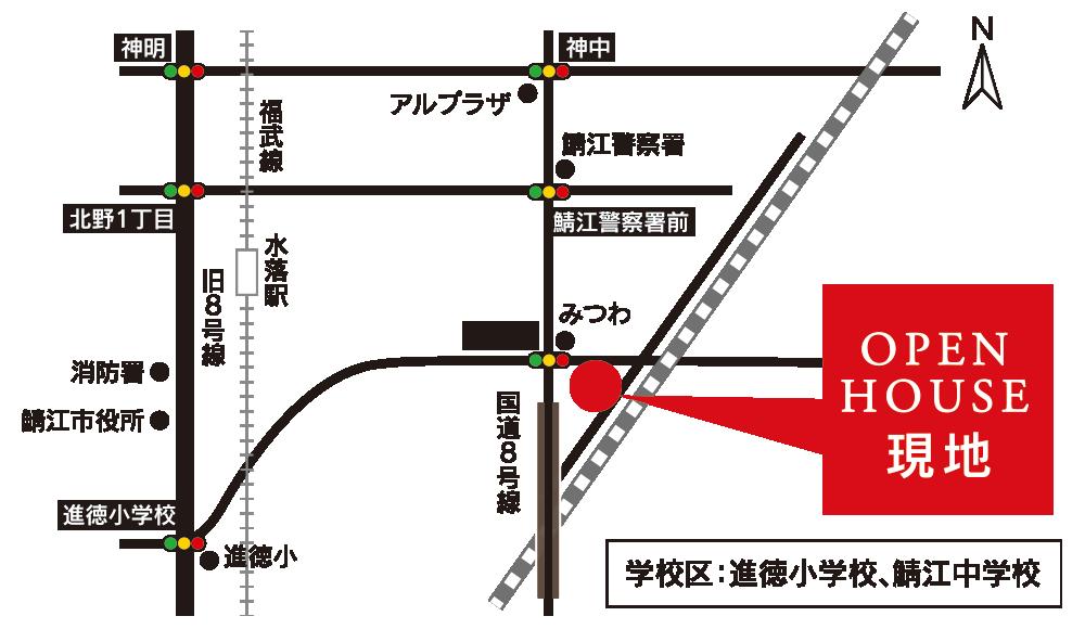 長泉寺地図マップ