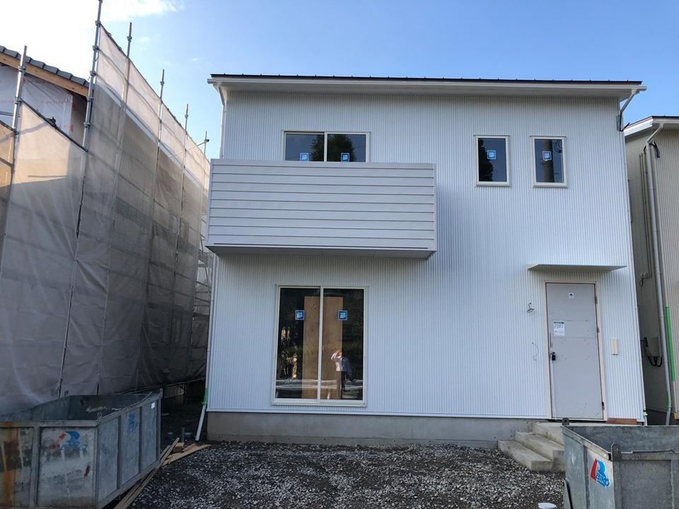 福井市種池 モデルハウス